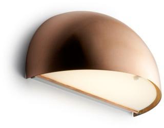 Rørhat Vegglampe 2x9W G23 Rå Kobber - LIGHT-POINT