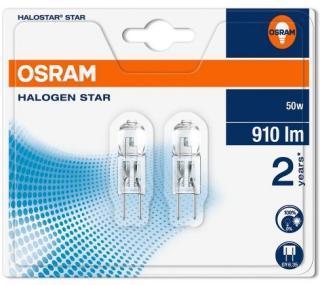 OSRAM HALOSTAR 64440 50W 12V GY 2PK