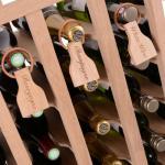 Moldow Wineracks Moldow - LIGHTBOX 600 Eik (normalt på lager)
