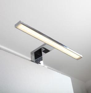 Pinto Baderom/speilbelysning Krom 4,5W LED Ø:30 IP44