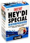 Hey'di lekkasjetetting Special Waterproofer minisett 4,5 kg