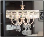 Vintage French Lysekrone Krystall lampe MD2494MERS