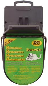 SuperCat Rottefelle med lokkemat