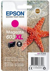 EPSON MAGENTA 603XL BLEKK