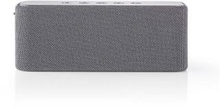 Bluetooth®-Høyttaler | 2 x 30 W | True Wireless Stereo (TWS) | Vanntett | Grå