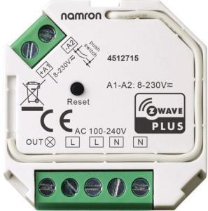 Namron Z-Wave Switch 400W 4512715 Namron Aktuator