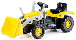 DOLU Tråbil Traktor, Gul