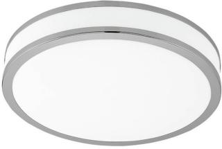 Palermo 2 takplafond krom/hvit 24W LED andre merkevarer