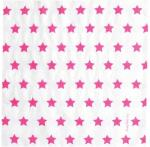 My Little Day 20 Paper Napkins - Bright Pink Stars