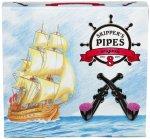 Malaco Skipper`s 8 Pipes Original 136g Cloetta