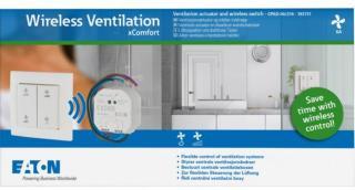 xComfort Wireless Ventilation Startpakke CPAD-00/216 4560764 xComfort GoWireless startpakker