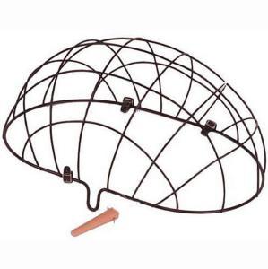 Basil Pluto Front Wheel Animal Basket wire mesh black  2020 Tilbehør vesker og panniers