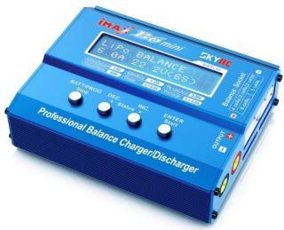 iMax B6 Pro Balanseringslader 12V (50W) elefun.no