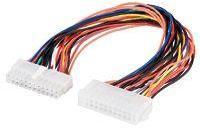 GOOBAY Power supply cable 24Pin - 24Pin jack 0,30m (93239)