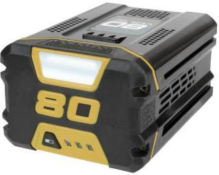 Batteri til pleklipper Stiga SBT 4080 AE 80 V 4,0 Ah Li-ion