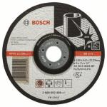 Slipeskive Bosch AS 30 S INOX BF 150x6 mm