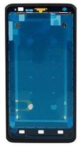 Huawei Ascend Y530 Frontdeksel - Svart