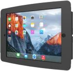 COMPULOCKS Space iPad Enclosure - Innhegning for Apple iPad Pro - låsbar - aluminium - svart - monteringsgrensesnitt: 100 x 100 mm - veggmonterbar, overflatemonterbar - for Apple 10.5-inch iPad Pro ..