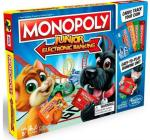 Hasbro Monopol Junior Elektronisk Bank - Norsk, Dansk Utgave Hasbro Gaming