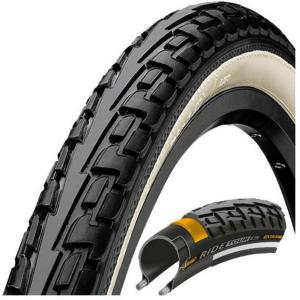 Continental Ride Tour Tyre 28, wire bead black/white 47-622 | 28 x 1,75 2020 El-sykkel Dekk
