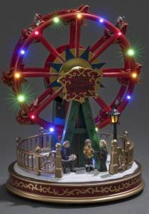 Konstsmide Pariserhjul Juleby