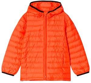 oransje dunjakke orange jacket Prissøk Gir deg laveste pris