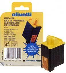 Olivetti Blekkpatron Sort Pigment FPJ22 (750 sider) B0042C (Kan sendes i brev)