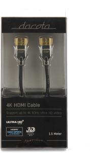 DACOTA PLATINUM THIN 4K HDMI 1.5M