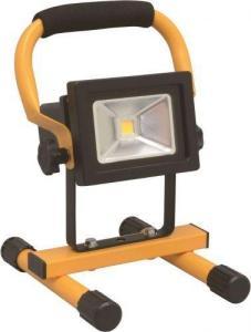 10W LED OPPLADBAR ARBEIDSLAMPE