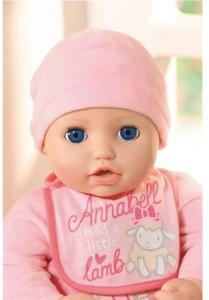 Baby Annabell Interaktiv Dukke 43 Cm Inget (Storm)