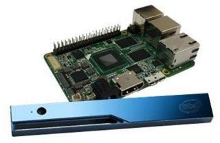 Intel RealSense Robotic Development Kit 82634DSRBTDVK
