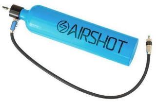 Airshot Tubeless Inflator Skift tubeless dekk uten kompressor