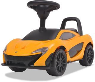 vidaXL Gåbil McLaren P1 gul