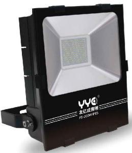 Led lyskaster 200 watt, Naturlig hvit, High End, IP65, 230V