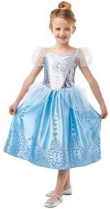 Rubies Costumes Co. Disney Askepott Barn Karnevalskostyme - Small