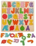 EduFun alfabetpuslespill i tre - norske bokstaver