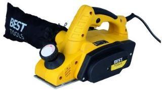 best tools el høvel p823e-w 900w