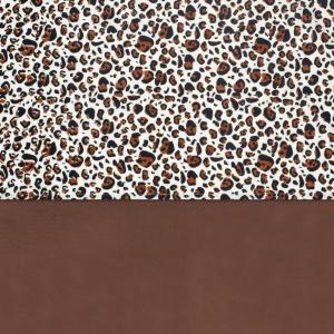 Jollein Laken leopard 120x150 cm