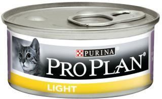 Pro Plan Cat Light 24 x 85 g - Kalkun