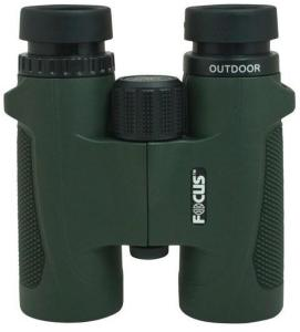 Focus Outdoor 8X32, Dark Green, OneSize