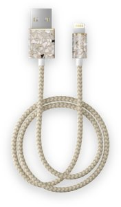 IDEAL OF SWEDEN Fashion Cable, 1m Greige Terazzo Cable
