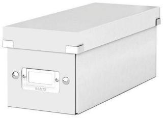 LEITZ Cd låda Click & Store vit   (6041-00-01)