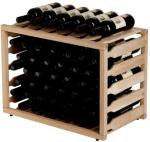 Moldow Wineracks Moldow - HALFRACK - 36 flasker Eik (normalt på lager)
