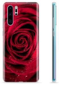 Huawei P30 Pro TPU-deksel - Rose