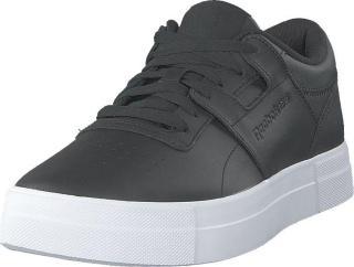 Reebok Classic Workout Lo Fvs Basic Black/white/gre, Sko, Sneakers og Treningssko, Lave Sneakers, Grå, Dame, 41