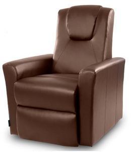 Cecorelax 6155 brun massasjestol med løft