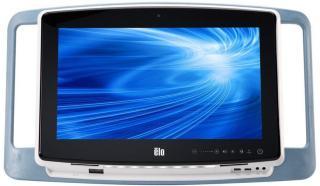 ELO Touchcomputer VuPoint M1 - Alt-i-ett - 1 x Atom D525 / 1.8 GHz - RAM 4 GB - HDD 320 GB - GMA 3150 - GigE - WLAN: 802.11b/g/n - uten OS - monitor: LED 15.6
