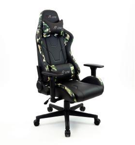DELTACO GAMING gamingstol i kunstlæder, 332 RGB