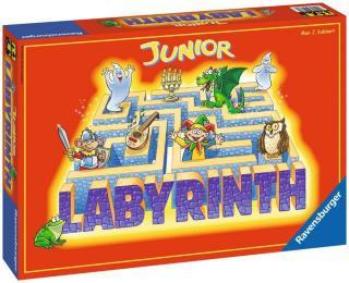 Labyrinth Junior Brettspill