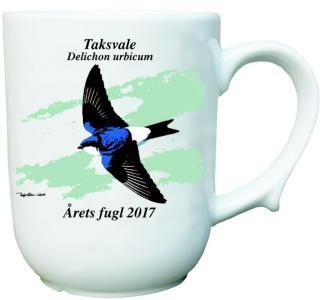 Taksvale krus Årets fugl 2017